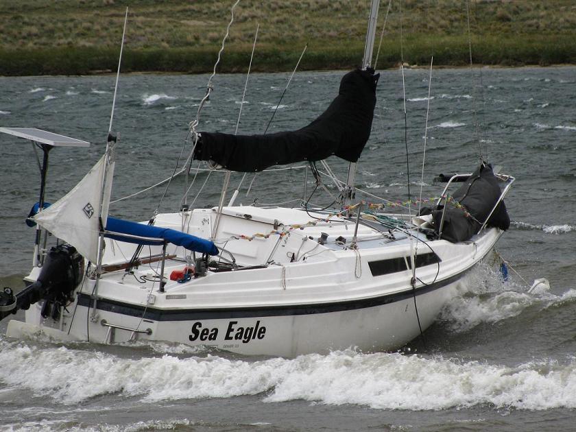 Sea Eagle 1990 Macgregor 26s